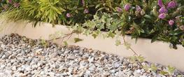 Smooth Natural Sandstone Garden Edging image