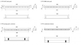 E-TFR - Window Telescopic Sleeve - Aereco Ltd