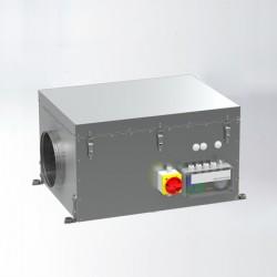 VCZ - Exhaust Fans for Attics - Aereco Ltd