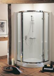 900Q - Stylish Corner Pod - Shower Pod image