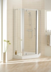 900W - Light and Airy Corner Pod - Shower Pod - Advanced Showers