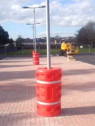 Column Protectors are suitable for outdoor use and are available with reflective signage. No tools or fixings required. Can be fixed with screws and caps for added security. Available in a range of sizes....