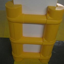 New Universal Column Protector   Suitable for square and rectangular shaped columns 200mm up to 700mm in size Unique patented Column Protector is made from a highly flexible and tough low density polyethylene The Universal Column Protector provides an air cush...