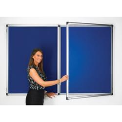 Blazemaster fire resistant Tamperproof noticeboard certified to the new European harmonized standard EN 13501 Class B.  Features:  Where fire safety is your ultimate concern our Blazemaster Tamperproof range of fire certified noticeboards are the ultimate prod...