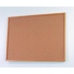 Eco Friendly Wood Frame Noticeboard Cork image