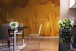 Campari Girl Wallpaper image