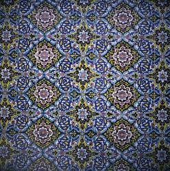 Decorative Tiled Wallpaper image