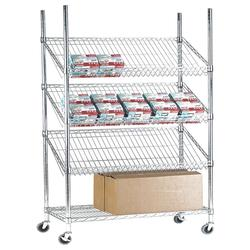 Shelves are supplied as standard with starter or extender bays. Additional shelves can also be supplied separately to allow additional levels to be added to existing bays. They are supplied with all the necessary hooks to fit into uprights.  Livewire shelving ...