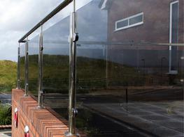 Residential Glass Balustrades image