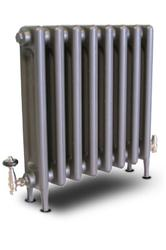 The versatile Edwardian 2 cast iron radiator combines authentic traditional styling with economy and reliability.  The Edwardian 2 cast iron radiator will add charm to any room giving greater economical heat due to the solid cast iron panels between the column...