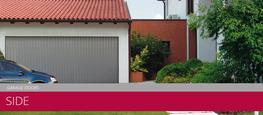 SIDE Garage Doors image