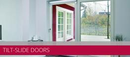 Tilt-and-slide Patio Doors image