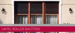 Lintel Roller Shutters image