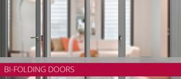 Bi-folding doors image