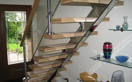 Custom Stairs - Batty Joinery