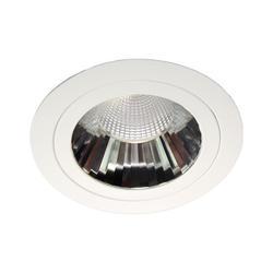 Iris LED fixed downlight 18w 2400lm max - Basis Lighting Ltd