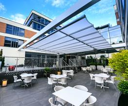Retractable Fabric Roofs image