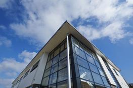 Commercial Aluminium Curtain Walling - Barton Windows Ltd