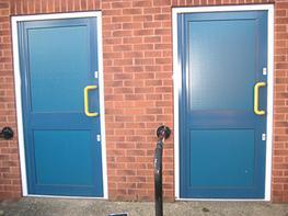 Commercial Aluminium Doors image