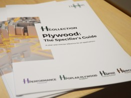 The Plywood Specifiers Guide by Hanson Plywood
