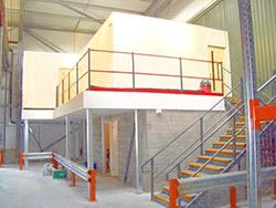 Office Mezzanine Floors image