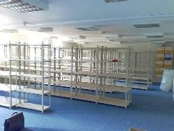 Industrial & Commercial Shelving image