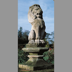 Lion Finial image