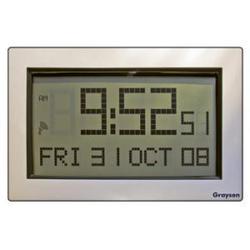 LCD Digital Clock image