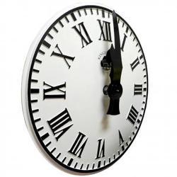 Sports Pavilion Clock image