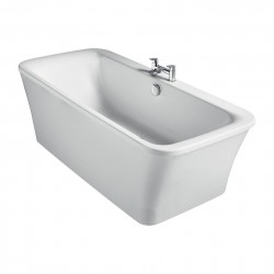 Concept Air 170x79cm Freestanding Double Ended Bath image