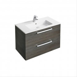 Tempo 600mm Wall-mounted Vanity Basin Unit - Ideal Standard