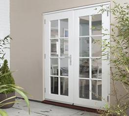 Designed to complement our Wellington folding sliding range, these French doors use the same components to give a uniform look to the rear of a property.  They are fitted with 16mm clear toughened double glazed units and are available in two designs, including...
