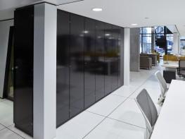 Aria Storage Wall System - James Tobias Ltd