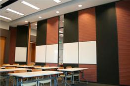Accoustic Movable Partition System – 700 Series image