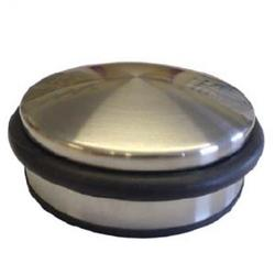 D&E MOVEABLE DOOR STOP 92/105MM DIA - 1.2KG - SSS image