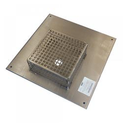Stainless Steel Orifice Plate with debris screen image