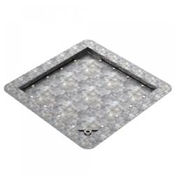 Manhole Sealing Plate and Frame 675x675mm image