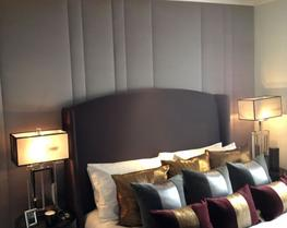 Upholstered Walls image