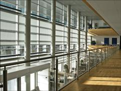 Roller shades are extremely adaptable and particularly suitable for commercial applications where there is a need to control solar glare and light transmission through the window. A wide programme of high performance and screen fabrics enables this style of sh...