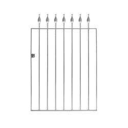 Garden Gate - Height 1130 x Width 750mm Firenze - Free Fixing Kit image