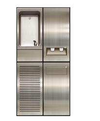 Drinking Fountain 4 Part Service Module - Stainless Steel Usage: Medium Traffic Areas Finish: Stainless Steel...
