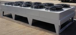 Freestanding Range - Flat Bed Dry Air Coolers - F&R Products Limited