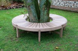 Broadwalk Tree Bench image