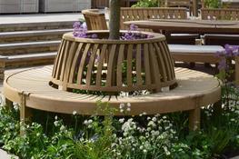 Reedback Tree Seat image