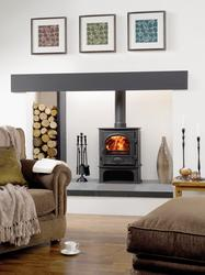 Stockton 5 Midline Wood Burning Stoves&Multi-fuel Stoves - Gazco Ltd