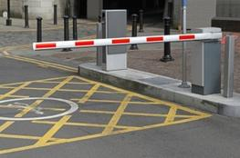 Electric Security Barriers - GateQuote