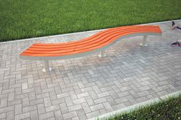 The Spline Tree bench is a feature bench with an attractive wave form that provides dual aspect public seating in a contemporary style. It shares similar design elements to other members of our Tree range. It features a robust stainless steel frame and easily ...