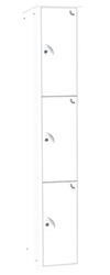 Classic Locker - 3 Tier image