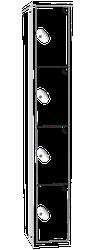 Classic Locker - 4 Tier image