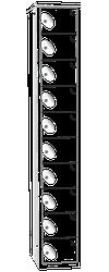 Classic Locker - 10 Tier image
